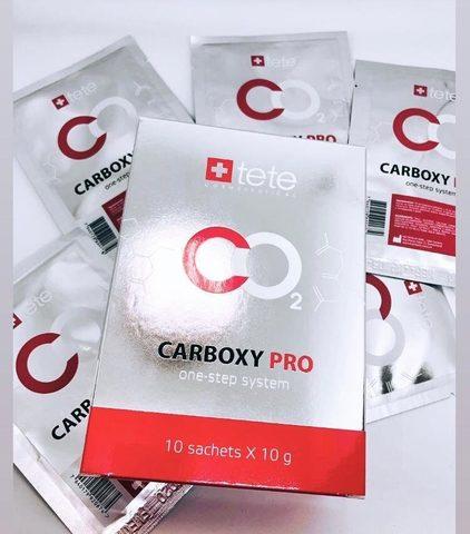 Одношаговая карбокситерапия Carboxy PRO ( 1 саше)