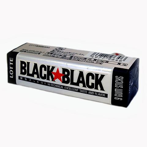 Жевательная резинка Black Black