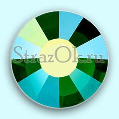 Купите стразы термостразы горячей фиксации Emerald AB оптом