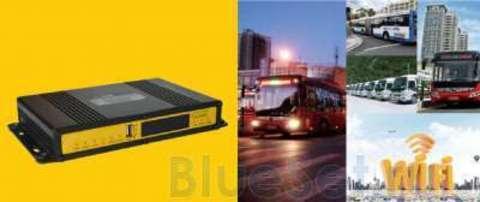 Автомобильный роутер Int-Car 3G с поддержкой SSD-винчестеров