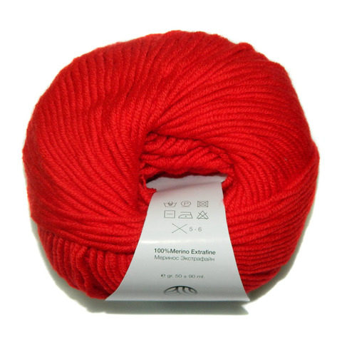 Купить Пряжа Filati Merino 90 Код цвета 046 | Интернет-магазин пряжи «Пряха»