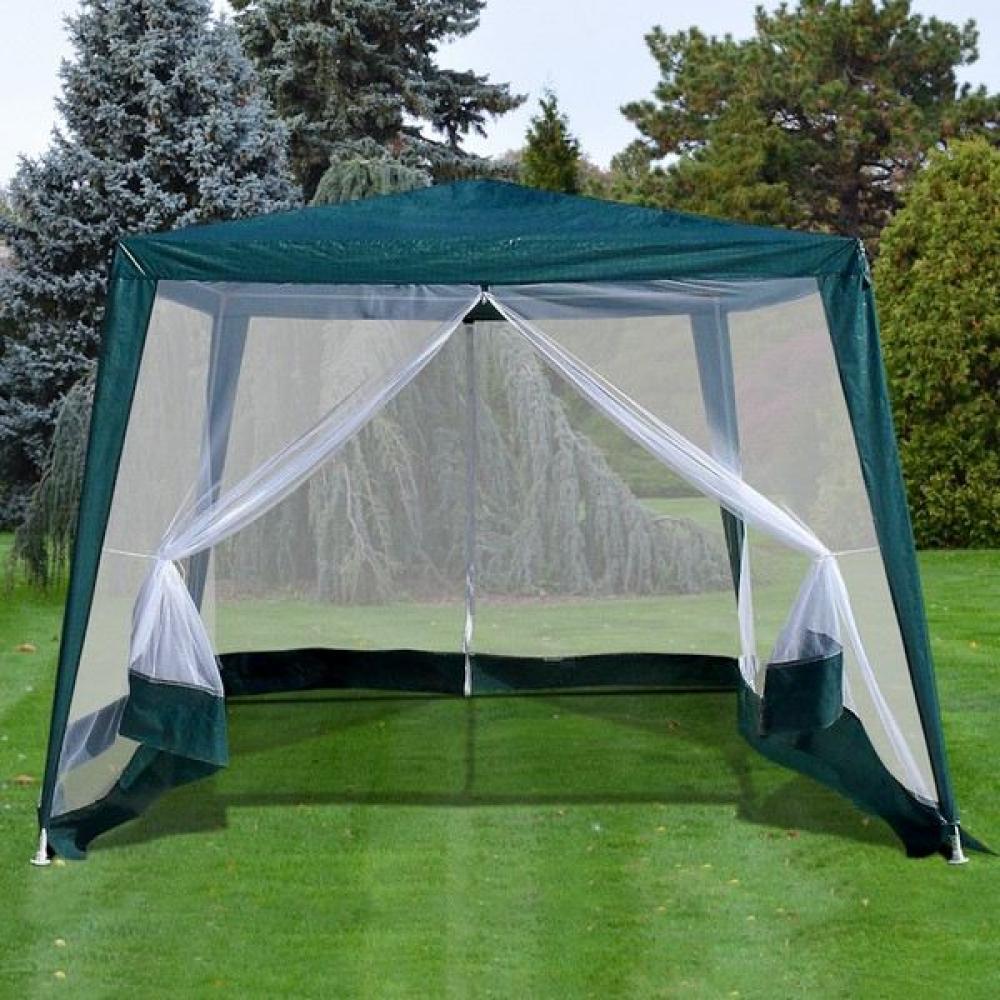 Садовые шатры Садовый шатер AFM-1035NA Green (3x3/2.4x2.4) afm-1035na-green-3x3-2-4x2-4-1000x1000.jpg