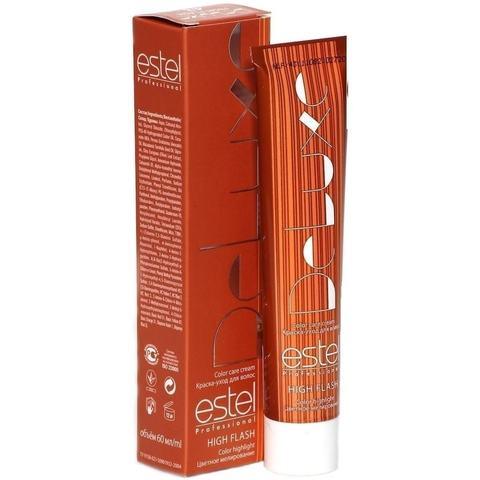 Estel High Flash De Luxe 65 Фиолетово-красный 60 мл