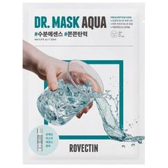 Увлажняющая обновляющая тканевая маска, 25 мл / Rovectin Dr. Mask Aqua