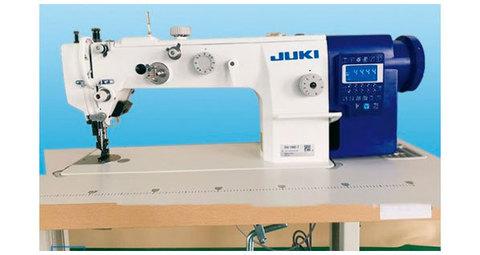 Промышленная швейная машина с автоматикой с шагающей лапкой для тяжелых материалов Juki DU-1481-7K-AA | Soliy.com.ua