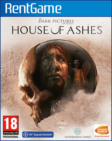 The Dark Pictures House of Ashes PS4 | PS5