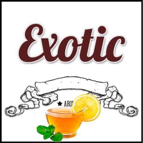 Ароматизатор Exotic 10 мл Зеленый чай с лимоном