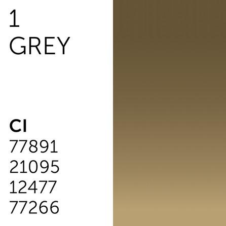 "1. Grey пигмент для бровей   ""Tina Davies 'I Love INK' Permablend"
