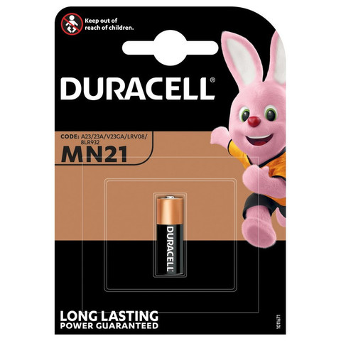 Батарейка Duracell Specialty MN21