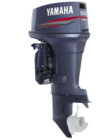 Лодочный мотор Yamaha 55 BEDS