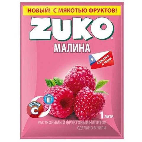 Растворимый напиток Zuko Малина 25 г