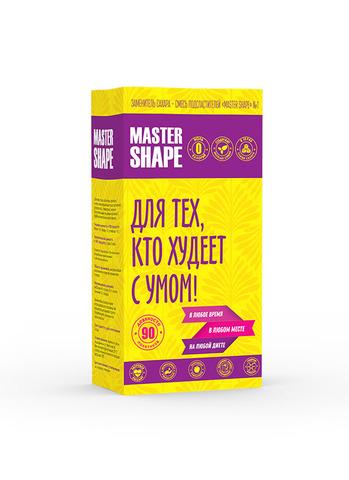 Заменитель сахара Master Shape №1, саше 90 шт