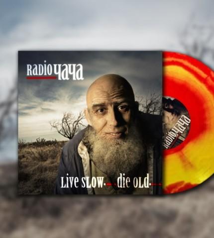 Виниловая пластинка. Radio Чача – Live Slow. Die Old