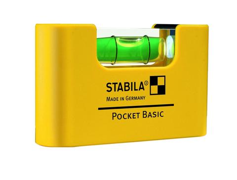 Уровень Stabila Pocket Basic (арт. 17773)
