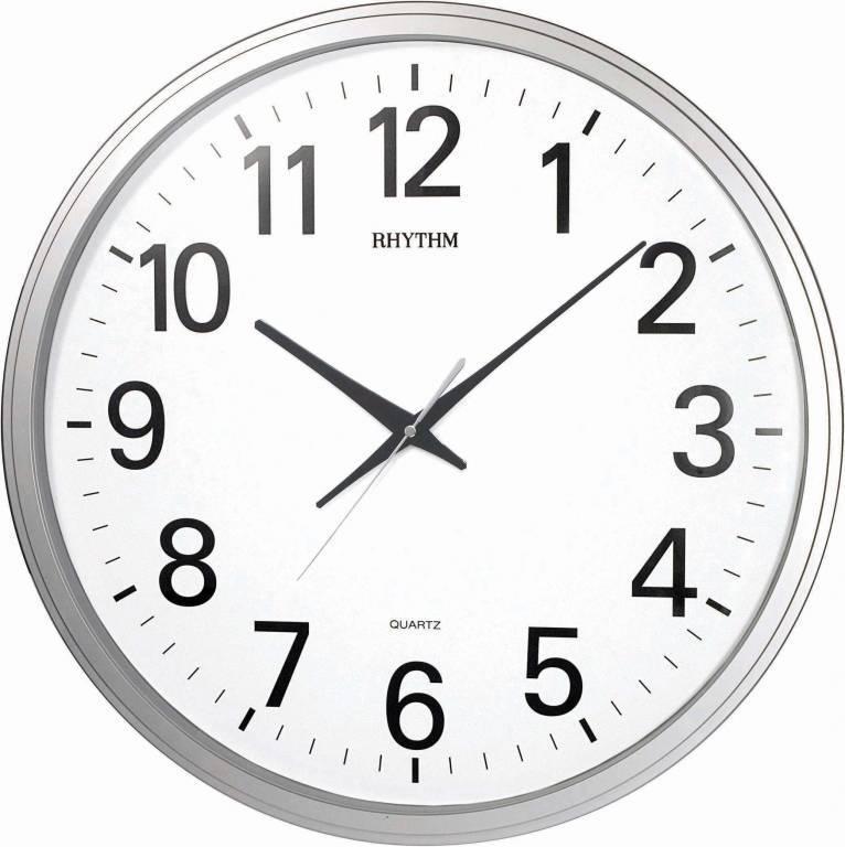 Настенные часы Rhythm CMG430NR19