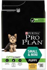 Сухой корм, Purina Pro Plan, для щенков мелких и карликовых пород, с курицей и рисом