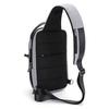 Однолямочный рюкзак  ARCTIC HUNTER XB00105 Синий USB