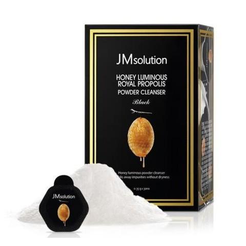 JMsolution Энзимная пудра для умывания с прополисом Honey Luminous Royal Propolis Powder Cleanser, 0,35 гр