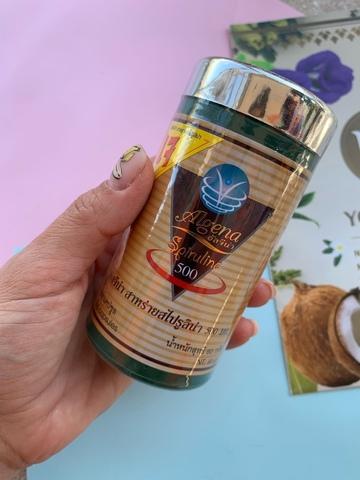 Купить выгодно в Иркутске  Натуральные капсулы спирулины 500 мг Algena Таиланд
