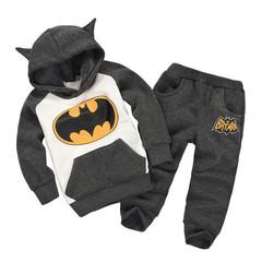 Бэтмен костюм детский спортивный
