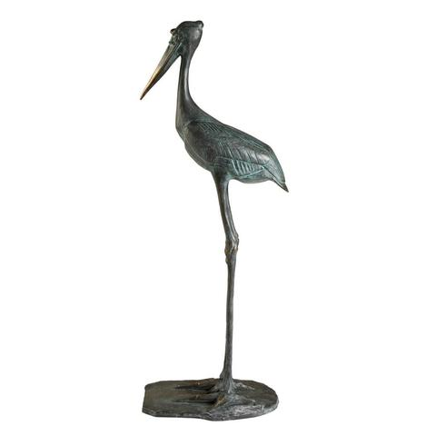 Скульптура Crane