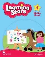 Learning Stars Level 1 Maths Book