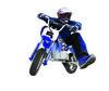 Электро-минибайк Razor MX350 синий