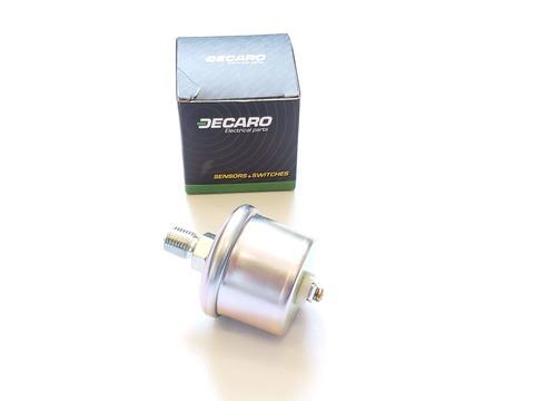 Датчик давления масла (мм358) Уаз 452, 469, Газ (пр-во Decaro)
