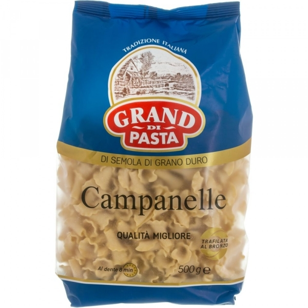 Макароны Гранд ди Паста Кампанелла, 500 гр