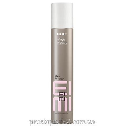 Wella EIMI Stay Styled - Лак для волосся сильної фіксації