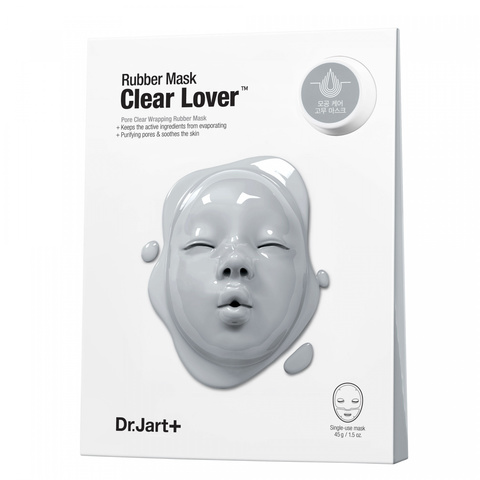 DR.JART+ RUBBER MASK CLEAR LOVER