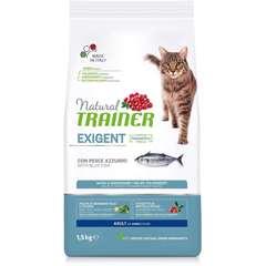 Сухой корм Trainer Natural Exigent Cat with Ocean Fish