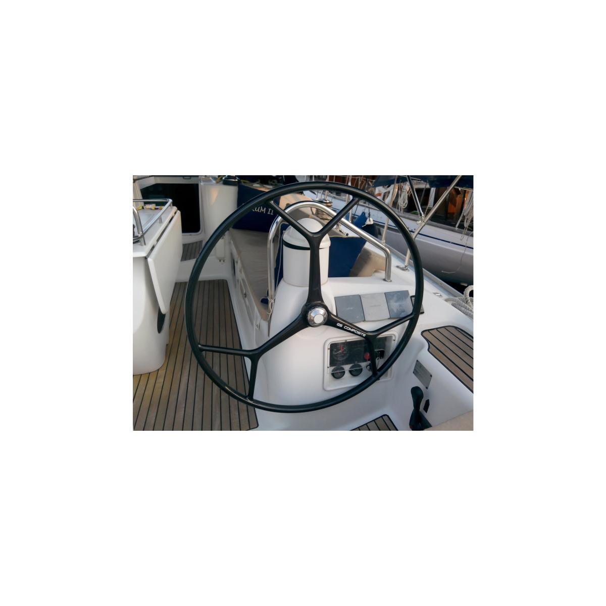 Carbon Steering Wheels, race 3-spoke model