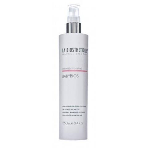 La Biosthetique Methode Sensitive: Кондиционер-лосьон для волос и кожи головы (Babybios), 250мл