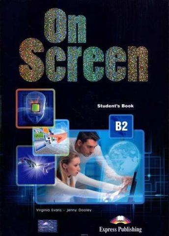 On Screen B2. Revised Student's Book (with Digibook App.). Учебник с электронным приложением