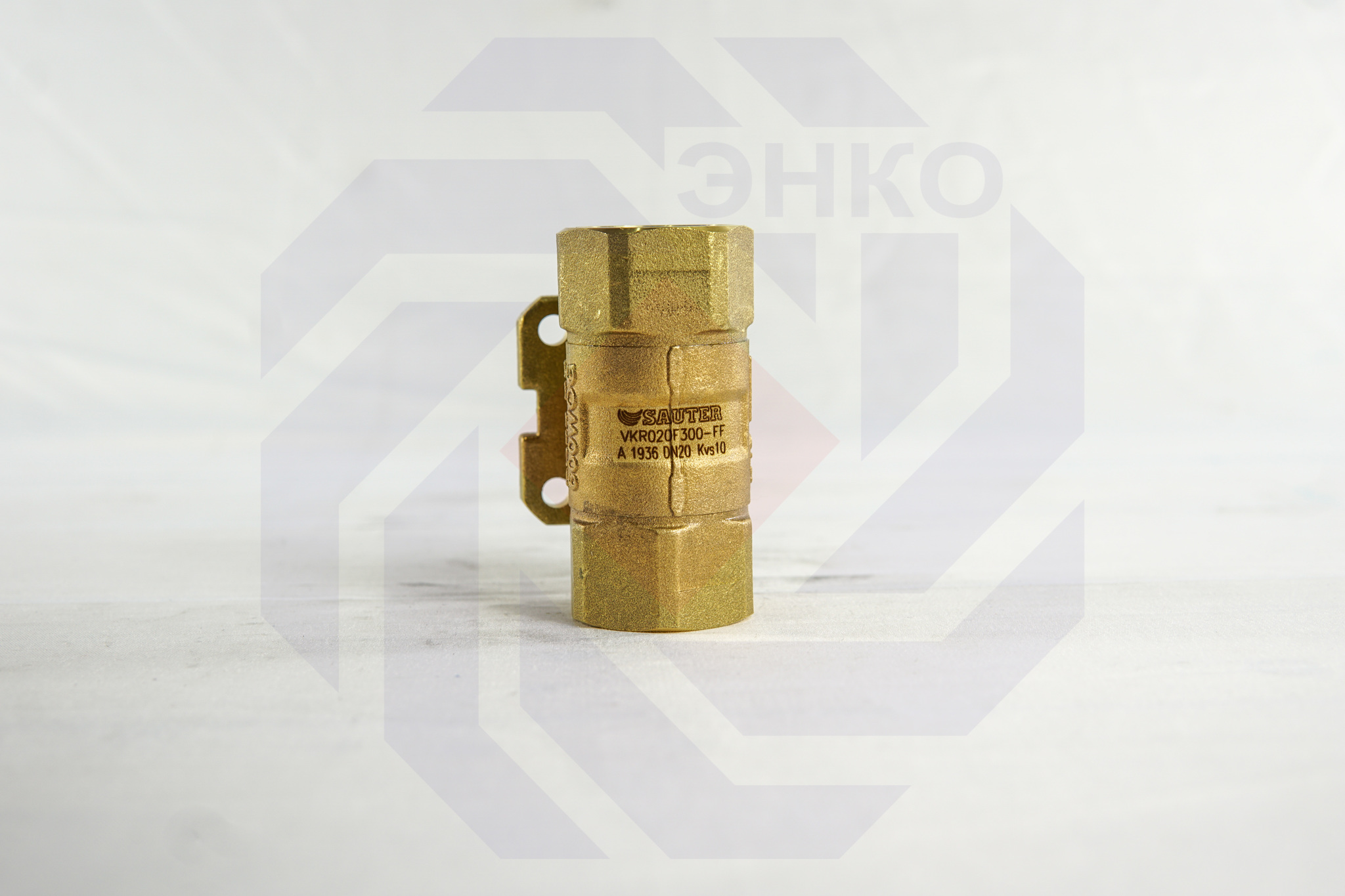 Клапан шаровой регулирующий SAUTER VKR300 DN 20