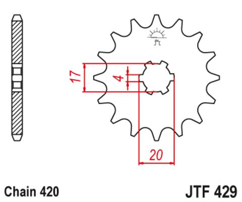 JTF429