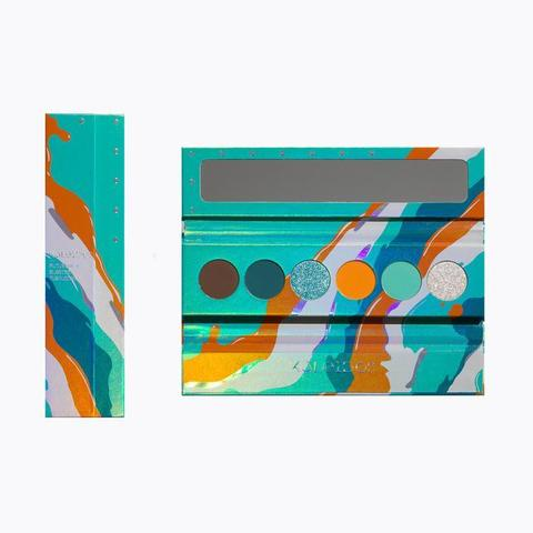 Kaleidos MakeUp Futurism V: Electro-Turquoise
