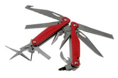 Мультитул Leatherman Charge Plus G10 красный, 19 функций (832778) | Multitool-Leatherman.Ru