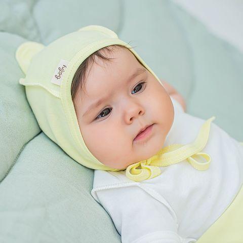 Baby hat 0+, Daffodil