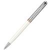 Parker Sonnet - Metal & Pearl CT Slim, шариковая ручка, M, BL