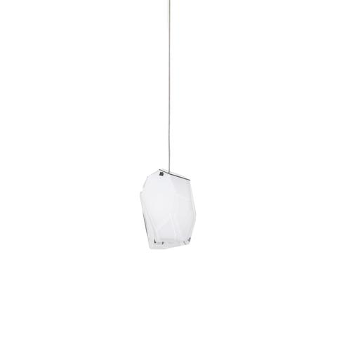 Подвесной светильник Crystal Rock by Lasvit (белый)