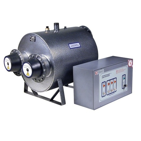 Котел электрический напольный ЭВАН ЭПО 42А - 42 кВт (380В, 2 ступени мощности - 30/12 кВт)