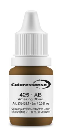 AB (нейтральный блонд) • Coloressense • пигмент-концентрат для бровей