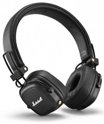Наушники Marshall Major III Bluetooth черные