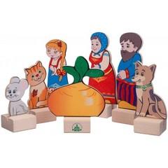 Настольный театр Репка, Краснокамская игрушка