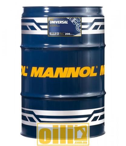 Mannol 7405 UNIVERSAL 15W-40 208л