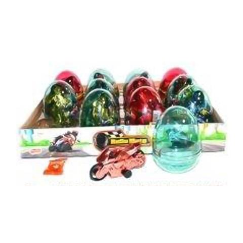 Прозрачные яйца