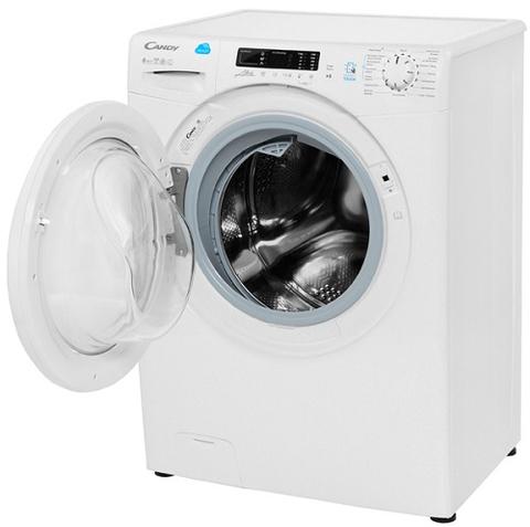 Узкая стиральная машина с сушкой Candy Smart CSW4 365D/2-07