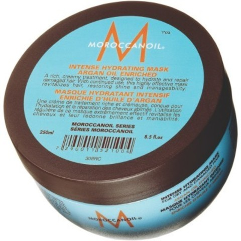 Moroccanoil Hair Treatment: Маска интенсивно увлажняющая (Intense Hydrating Mask), 250мл/500мл